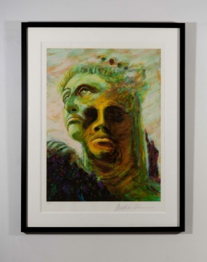 Anthony Quinn (1916-2001) 'Facets of Liberty'