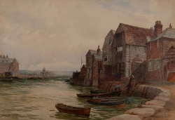 Henry Bailey (1848-1933) 'Old Weymouth'